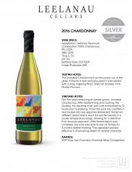 chardonnay-2016 specs
