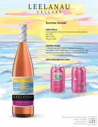 summer sunset wine specs
